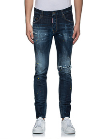 DSQUARED2 Skater Blue