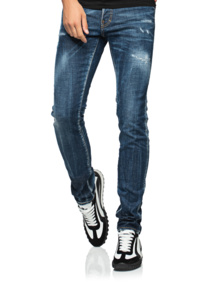 DSQUARED2 Cool Guy Jean Washed Out Blue