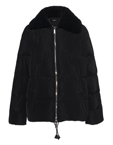 DSQUARED2 Down Oversize Black