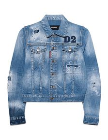 DSQUARED2 Denim D2 Blue