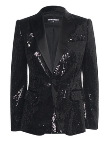 DSQUARED2 Sequin Black