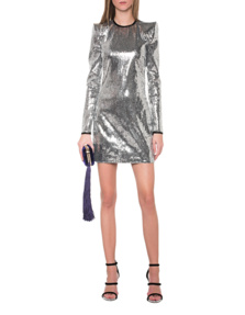 DSQUARED2 Sequins Silver