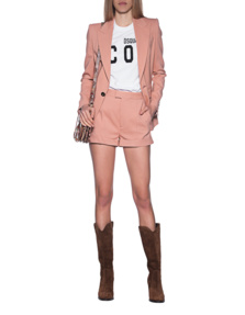 DSQUARED2 Suit Stretch Nude Rose