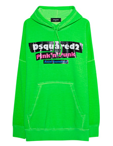 DSQUARED2 Print Neon Green