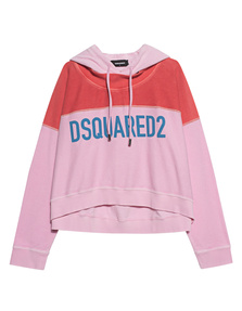 DSQUARED2 Oversize Wording Pink
