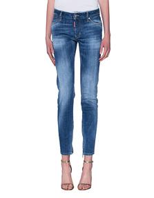DSQUARED2 Medium Waist Skinny Jean