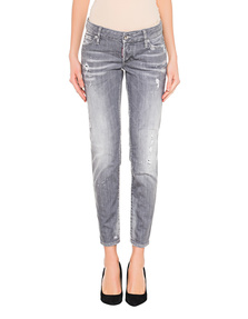DSQUARED2 Jennifer Cropped Grey
