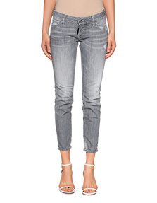 DSQUARED2 Jennifer Crop Grey