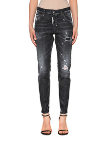 DSQUARED2 Dan Skinny Black