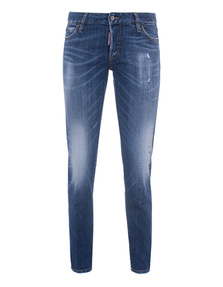 DSQUARED2 Jennifer D2 Wash Blue