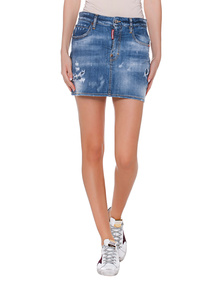 DSQUARED2 Mini Denim Blue