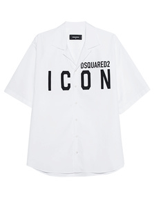 DSQUARED2  ICON Shirt White