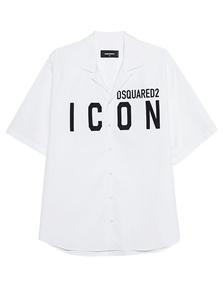 DSQUARED2  ICON Shirt White