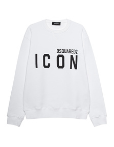 DSQUARED2 Icon Wording White