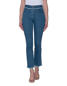 SEE BY CHLOÉ Straight Washed Indigo