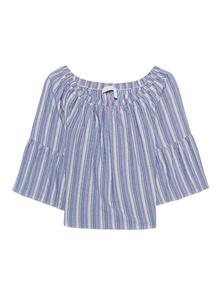 SEE BY CHLOÉ Haut Shirt Multi Stripe