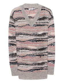 SEE BY CHLOÉ Holiday Knit Beige