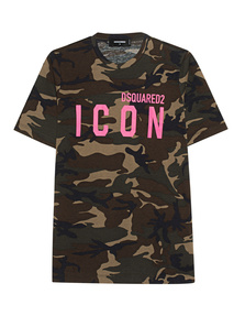 DSQUARED2 Camo Icon Multicolor