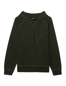 DSQUARED2 Icon Print Dark Green