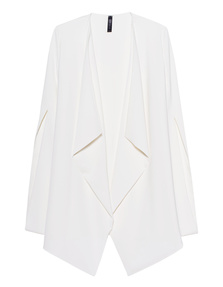Lever Couture Cut Out White