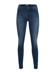 7 FOR ALL MANKIND The Skinny Digital Blue