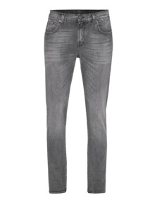 7 FOR ALL MANKIND The Relaxed Skinny Ash Gray