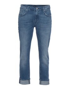 7 FOR ALL MANKIND Relaxed Skinny Alabama Mid