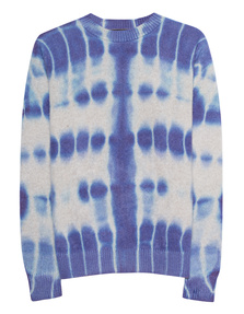 The Elder Statesman lsd Dyed Simple Blue