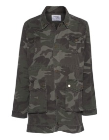 SINCERELY JULES Alexa Military Camo