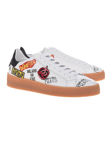 DSQUARED2 Stampato White
