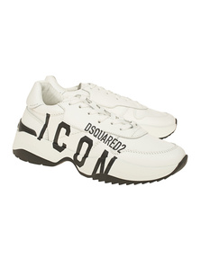 DSQUARED2 Vitello Icon White