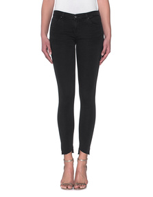 AG Jeans The Legging Ankle Rustic Black
