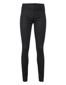 7 FOR ALL MANKIND Luxe Midnight Black