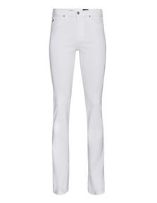 AG Jeans The Jodi High Rise Slim Boot White