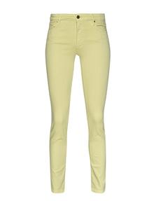 AG Jeans Prima Ankle Lemon