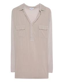 SPLENDID 3/4 sleeve shirting Almond