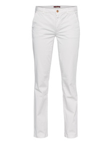 7 FOR ALL MANKIND Roxanne Colored Sateen Milk