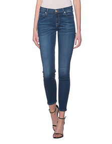 7 FOR ALL MANKIND The Skinny Blue