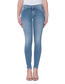 7 FOR ALL MANKIND The Skinny Slim Illusion Grace Beach