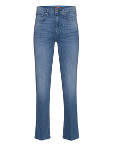 7 FOR ALL MANKIND Cropped Boot Left Hand Mid