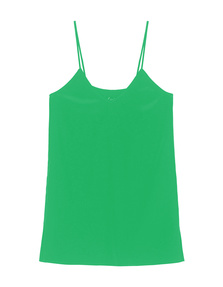 JADICTED Toni V Neck Green