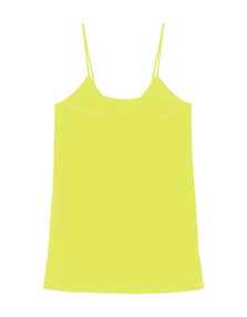 JADICTED Toni V Neck Yellow