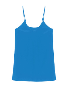 JADICTED Toni V Neck Blue