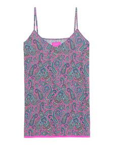 JADICTED Camisole Pink Paisley