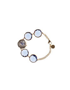 TOYWATCH Toy Candy Light Blue Stones