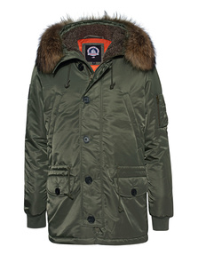 SNOWMASS Ted Military Green