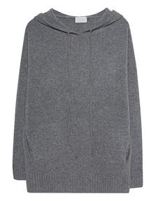 JADICTED Hoodie Oversize Grey