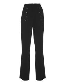 PETER PILOTTO Pinball Trousers Black