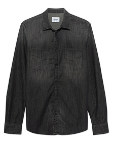 Dondup Washed Out Denim Anthracite