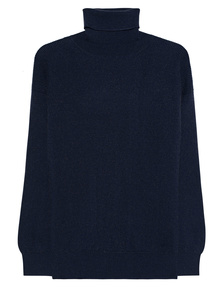 Dondup Tutleneck Knit Navy